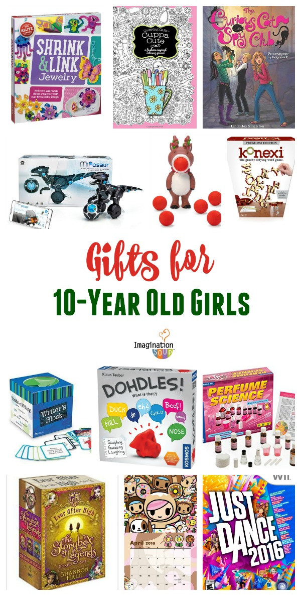 Gift Ideas For Girls 10 Years Old  Gifts for 10 Year Old Girls