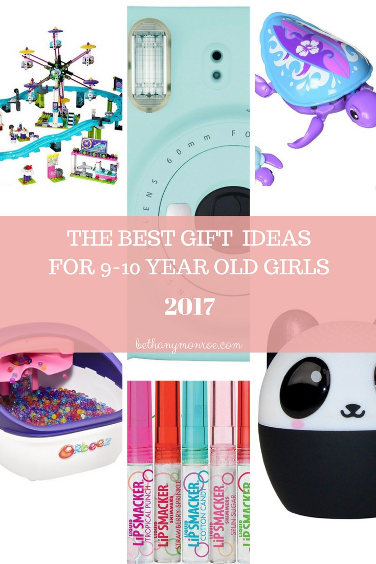 Gift Ideas For Girls 10 Years Old  Gift Ideas for 9 10 Year Old Girls in 2017