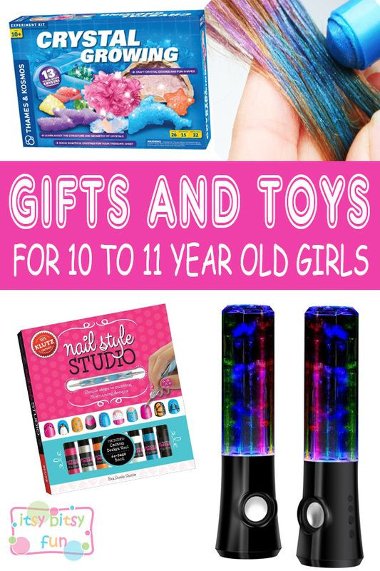 Gift Ideas For Girls 10 Years Old  Best Gifts for 10 Year Old Girls in 2017