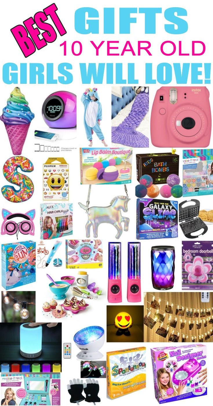 Gift Ideas For Girls 10 Years Old  Best Gifts For 10 Year Old Girls Gift Guides