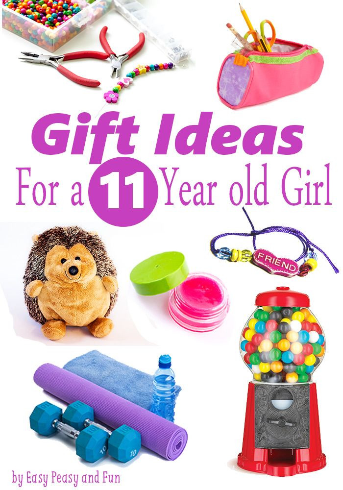 Gift Ideas For Girls 10 Years Old  Best Gifts for a 11 Year Old Girl