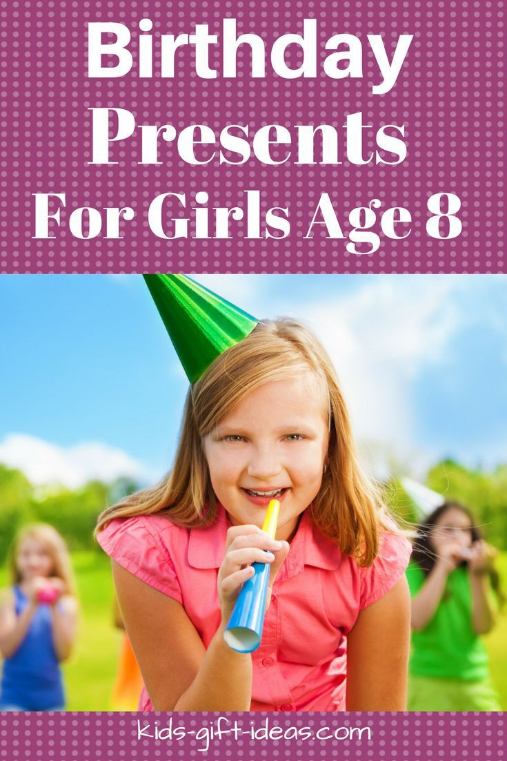 Gift Ideas For Girls Age 7  The 25 best Girl toys age 8 ideas on Pinterest