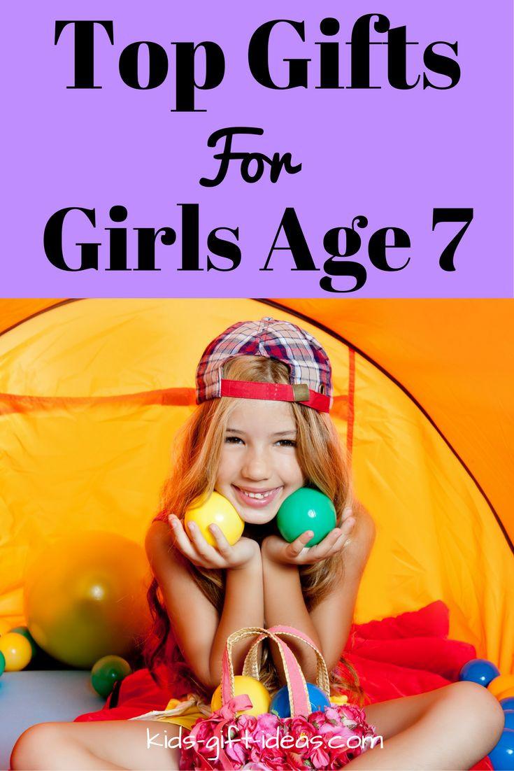Gift Ideas For Girls Age 7  159 best Gift Ideas for Girls images on Pinterest