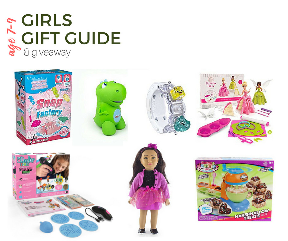 Gift Ideas For Girls Age 7  2017 Top Gifts for Girls Age 7 9