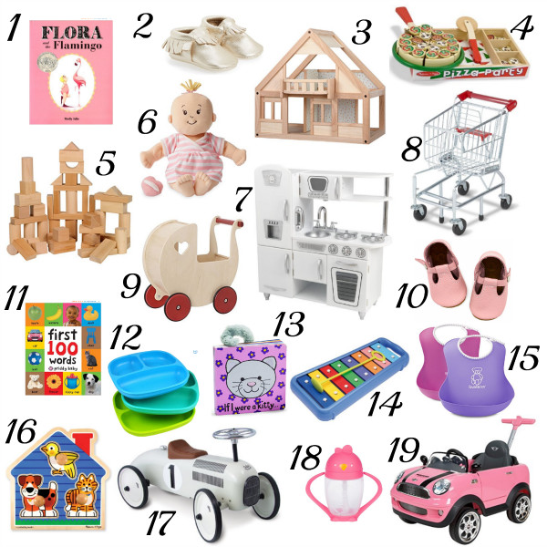 Gift Ideas For Girls First Birthday  FIRST BIRTHDAY GIFT IDEAS Katie Did What