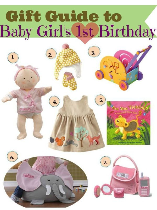 Gift Ideas For Girls First Birthday  Pin by Meagan Groteguth on Taylins 1st bday