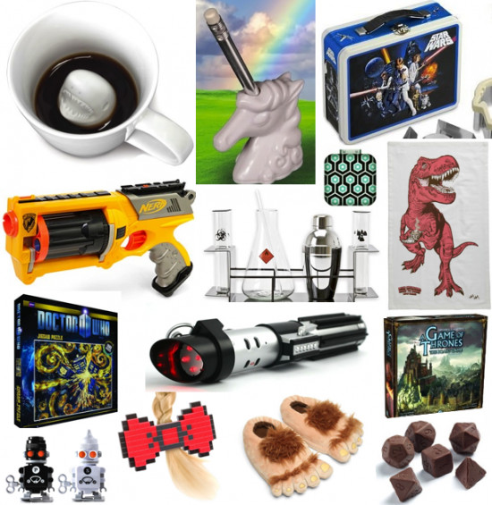 Gift Ideas For Nerdy Girlfriend  Gifts for every geeky girl and boy