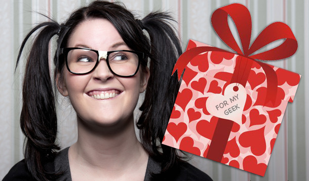 Gift Ideas For Nerdy Girlfriend  7 Great Valentine s Day Gifts for Your Nerdy Girl