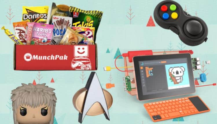 Gift Ideas For Nerdy Girlfriend  101 Geek Gifts They ll Absolutely Love 2019