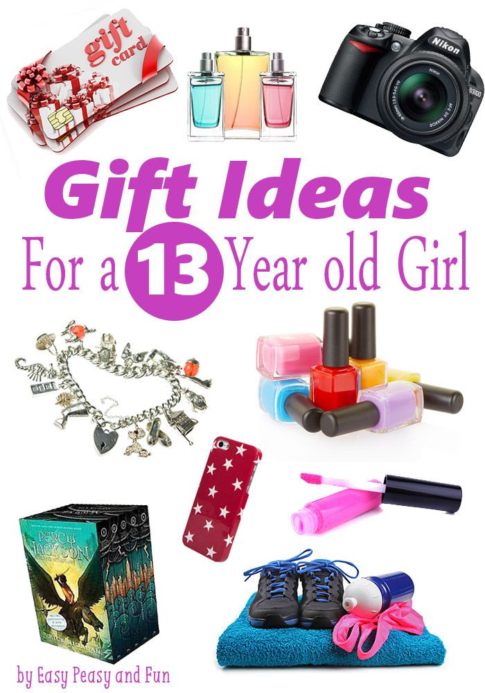 Gift Ideas For Nerdy Girlfriend  Best Gifts for a 13 Year Old Girl