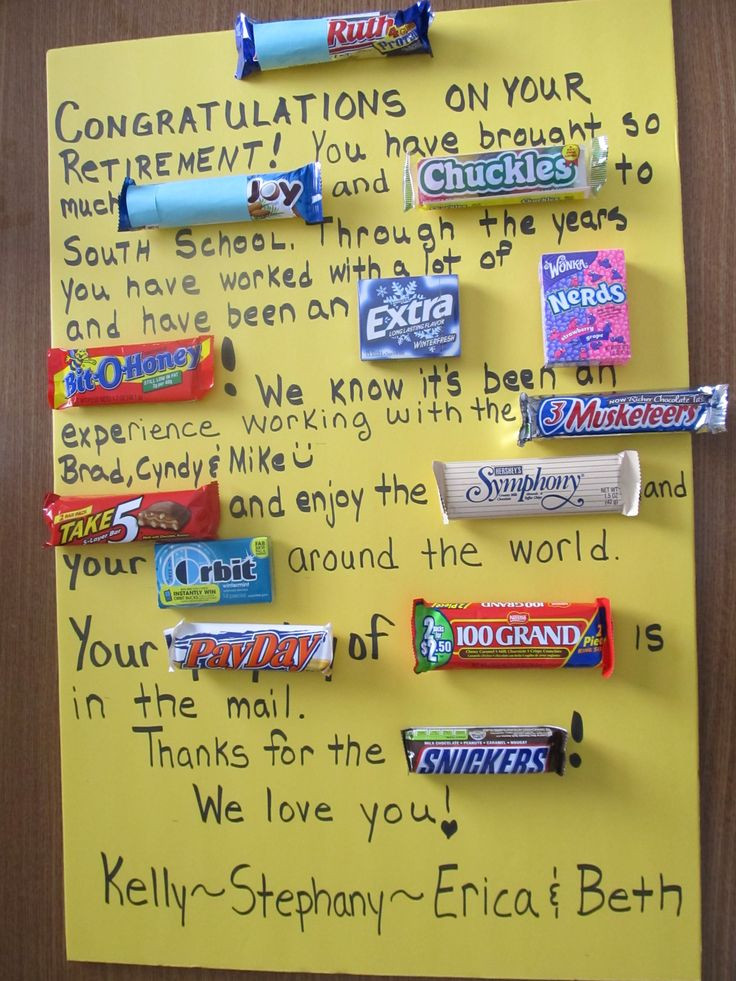 Gift Ideas For Retirement Party  21 best Retirement Party Ideas images on Pinterest
