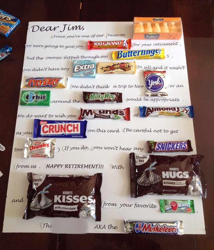 Gift Ideas For Retirement Party  DIY Retirement Gift Ideas