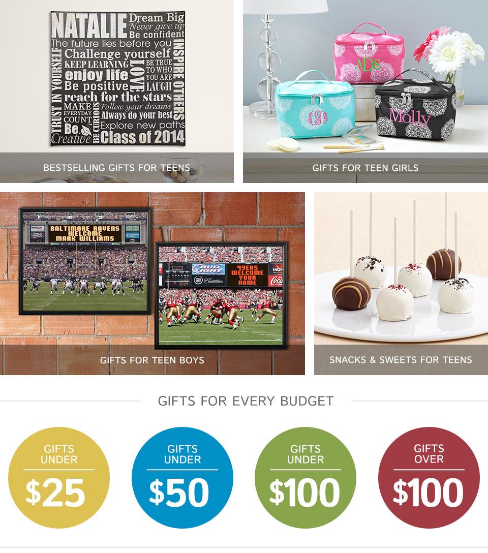 Gift Ideas For Teenage Girlfriend  Teen Gifts