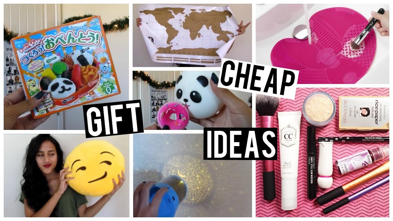 Gift Ideas For Teenage Girlfriend  Creative Gift Ideas