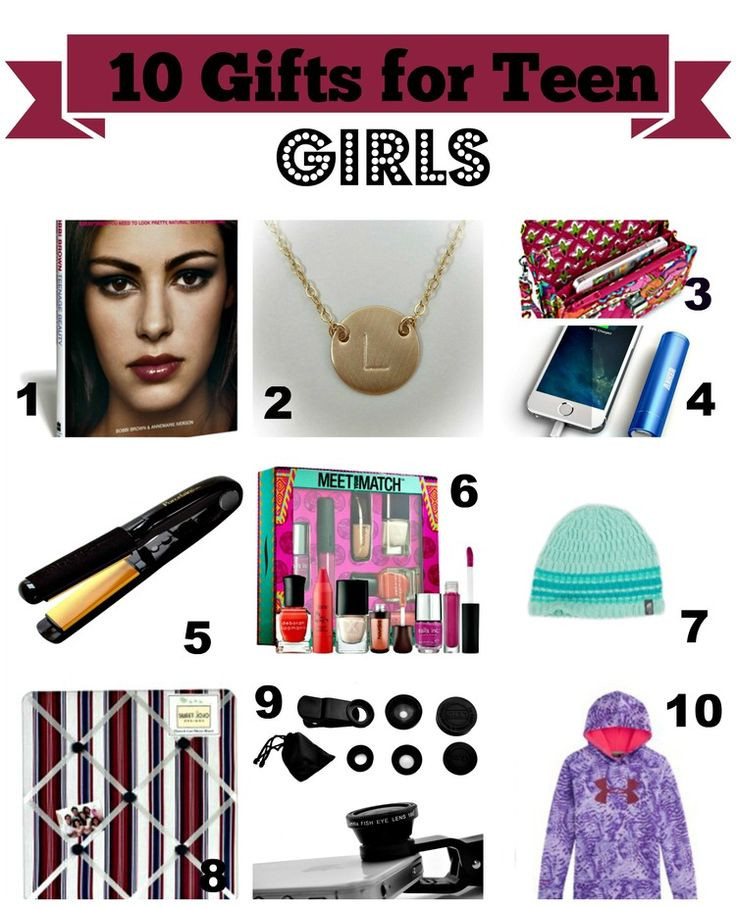 Gift Ideas For Teenage Girlfriend  25 best ideas about Gifts For Teenage Girls on Pinterest