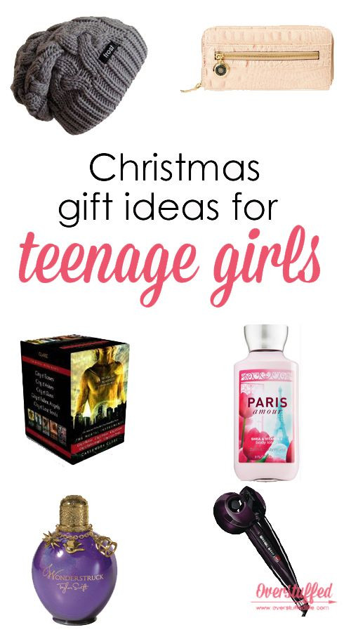 Gift Ideas For Teenage Girlfriend  Gift Guide for the Teenage Girl