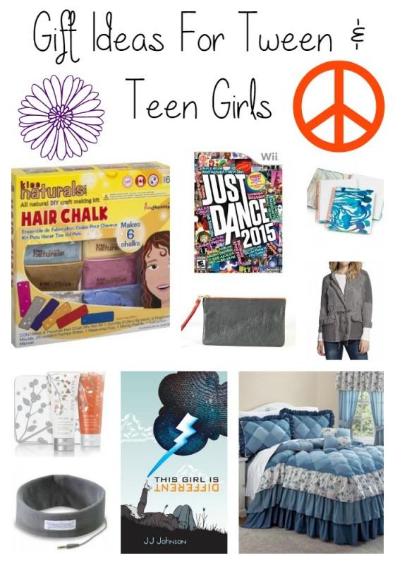 Gift Ideas For Teenage Girlfriend  Gift Ideas For Tween & Teen Girls