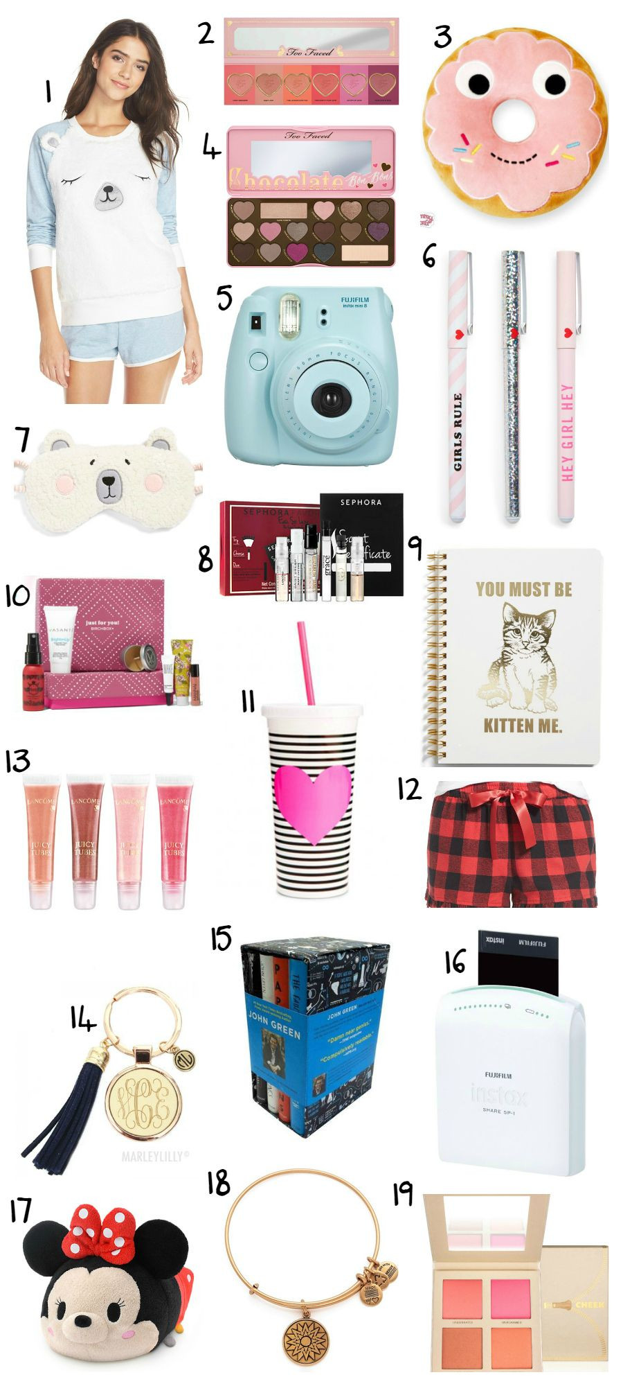 Gift Ideas For Teenage Girlfriend  The Best Christmas Gift Ideas for Teens