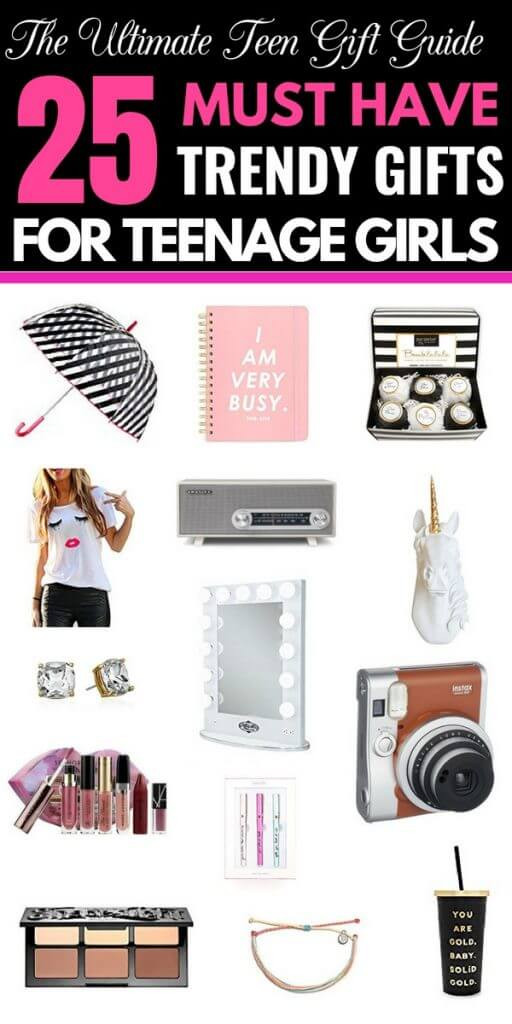 Gift Ideas For Teenage Girlfriend  25 Must Have Gifts for Teenage Girls Word to Your Mother Blog