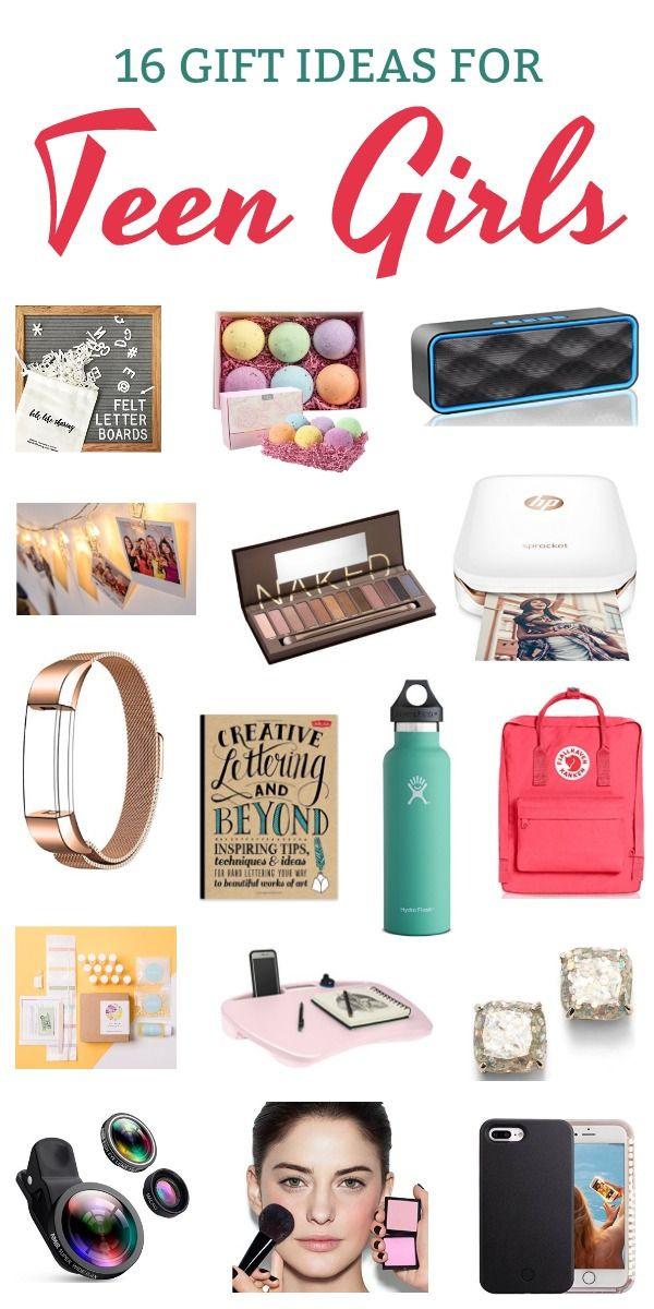 Gift Ideas For Teenage Girlfriend  Best ts for teen girls
