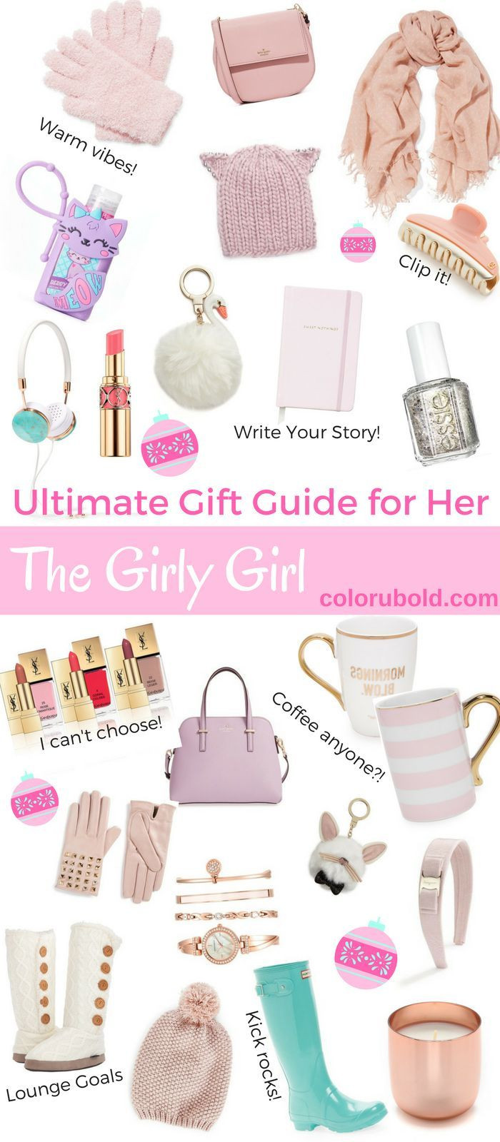 Gift Ideas For Teenage Girlfriend  1000 images about Best Gifts for Tween Girls on Pinterest