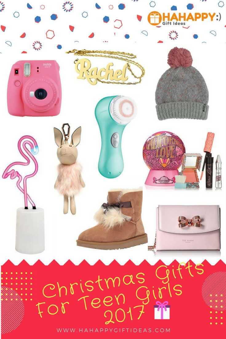 Gift Ideas For Teenage Girlfriend  26 Best Christmas Gift Ideas For Teen Girls 2017 Cute
