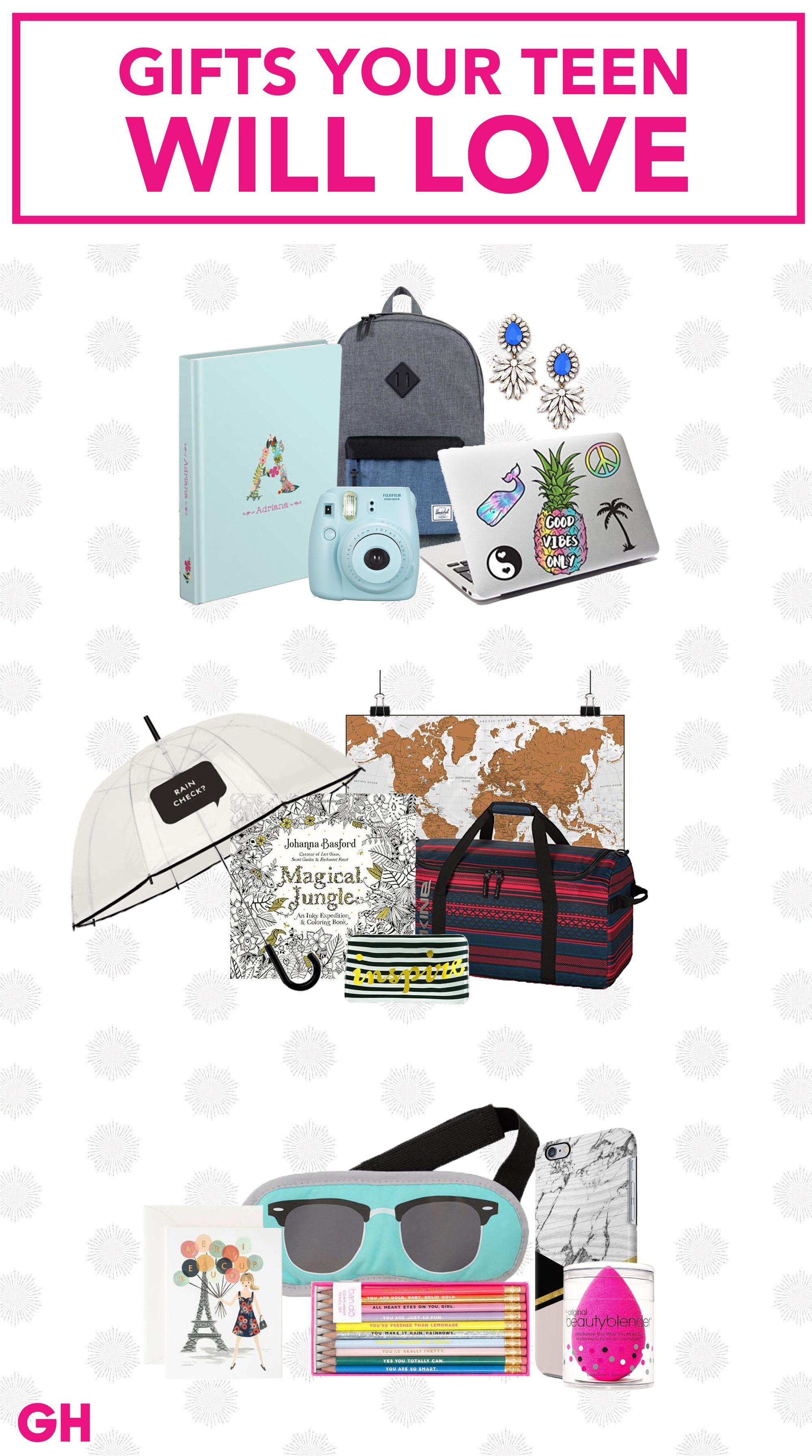 Gift Ideas For Teenage Girlfriend  Teen Girl Christmas Gifts