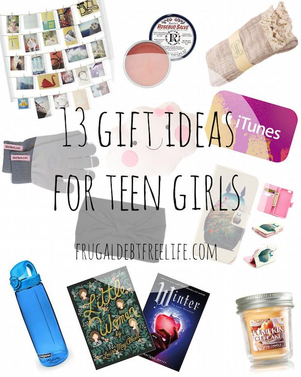 Gift Ideas For Teenage Girlfriend  13 t ideas under $25 for teen girls