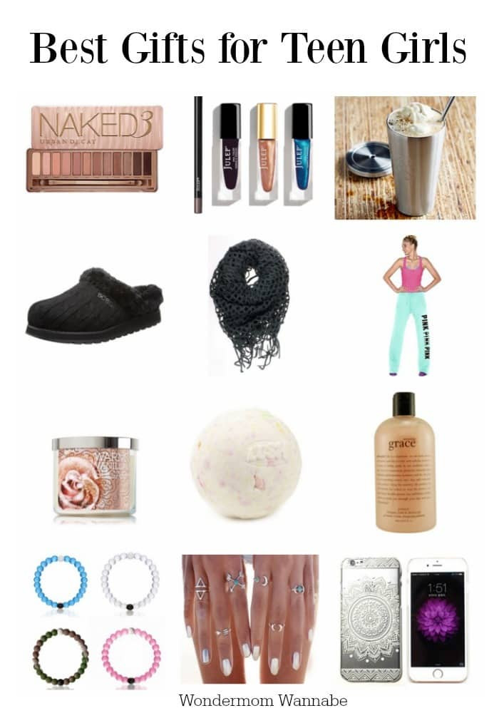 Gift Ideas For Teenage Girlfriend  Best Gifts for Teen Girls