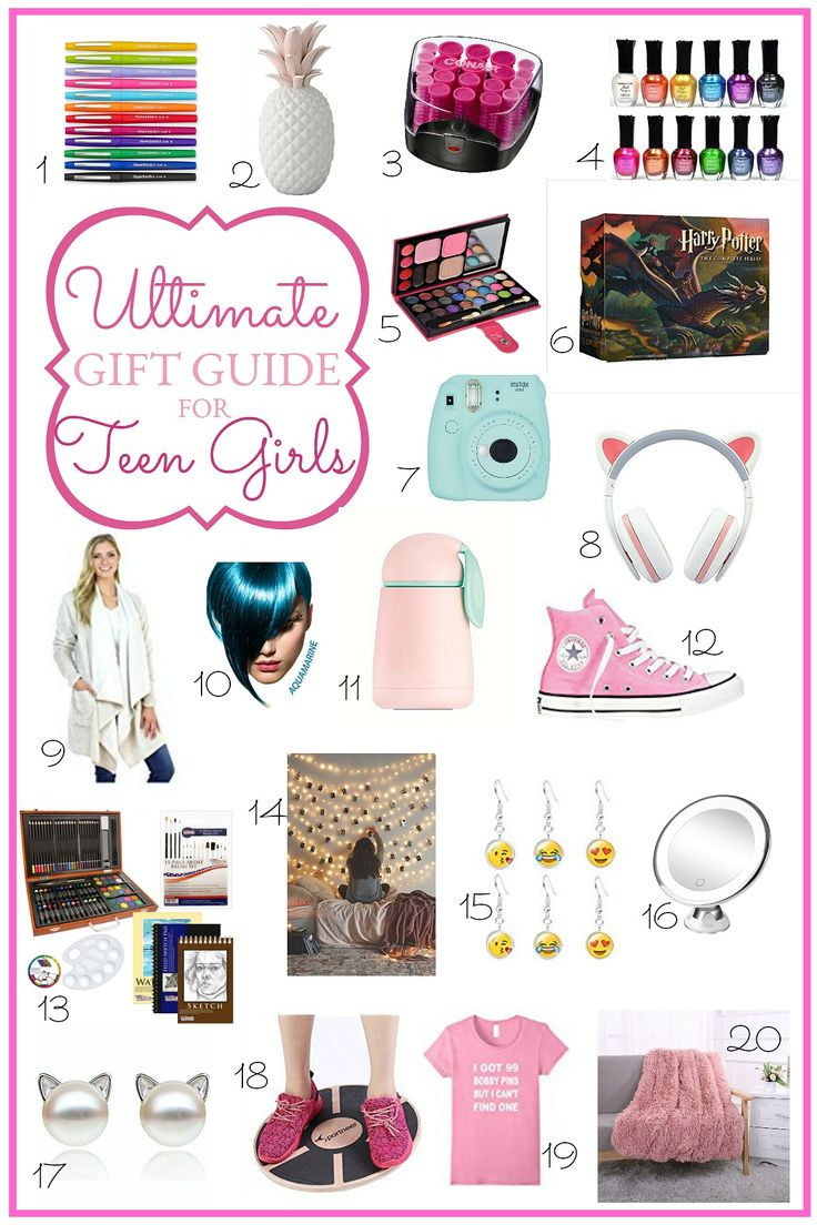 Gift Ideas For Teenage Girlfriend  25 unique 17 year old christmas ts ideas on Pinterest