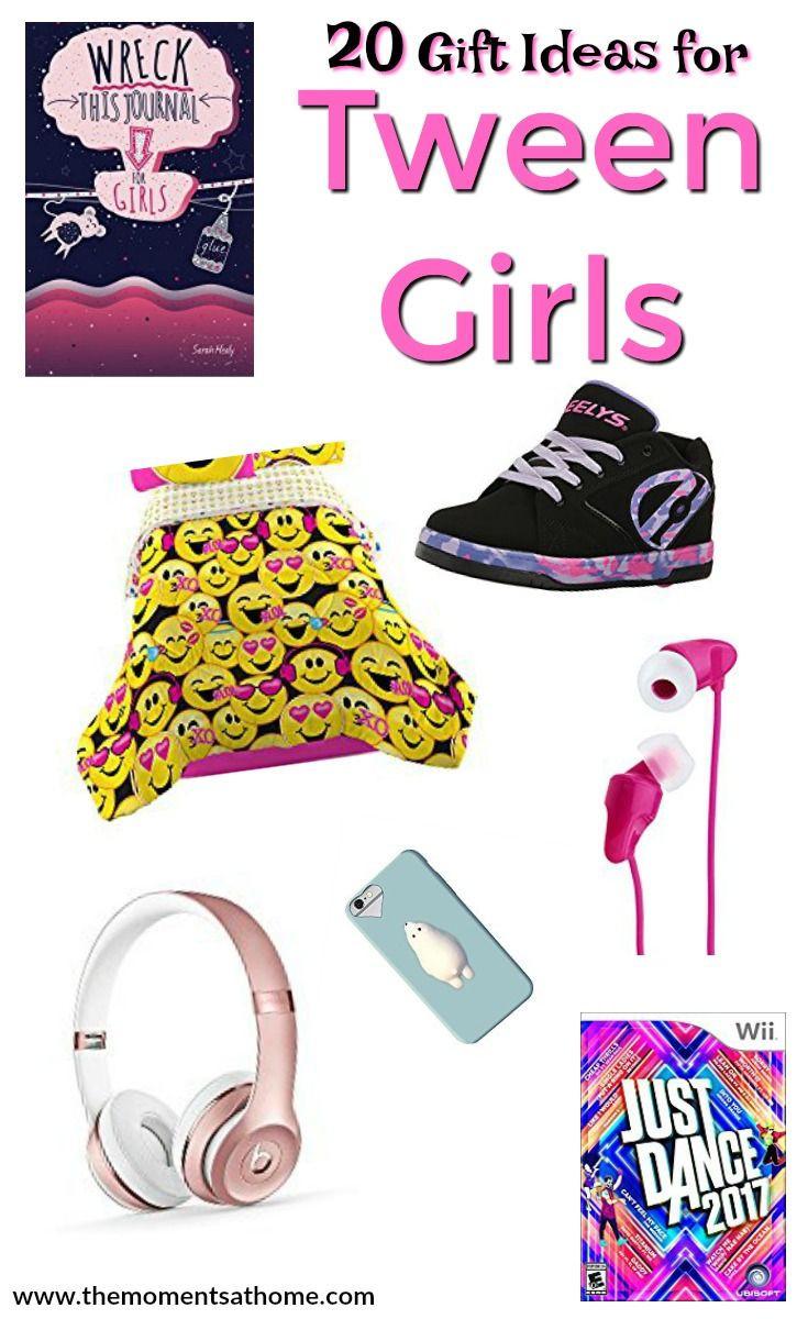 Gift Ideas For Tween Girls  1239 best Gift Guides for Kids images on Pinterest