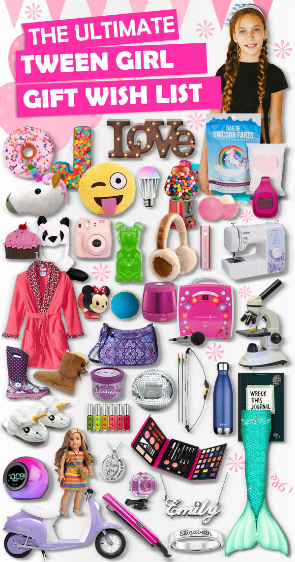 Gift Ideas For Tween Girls  Gifts For Tween Girls • Toy Buzz