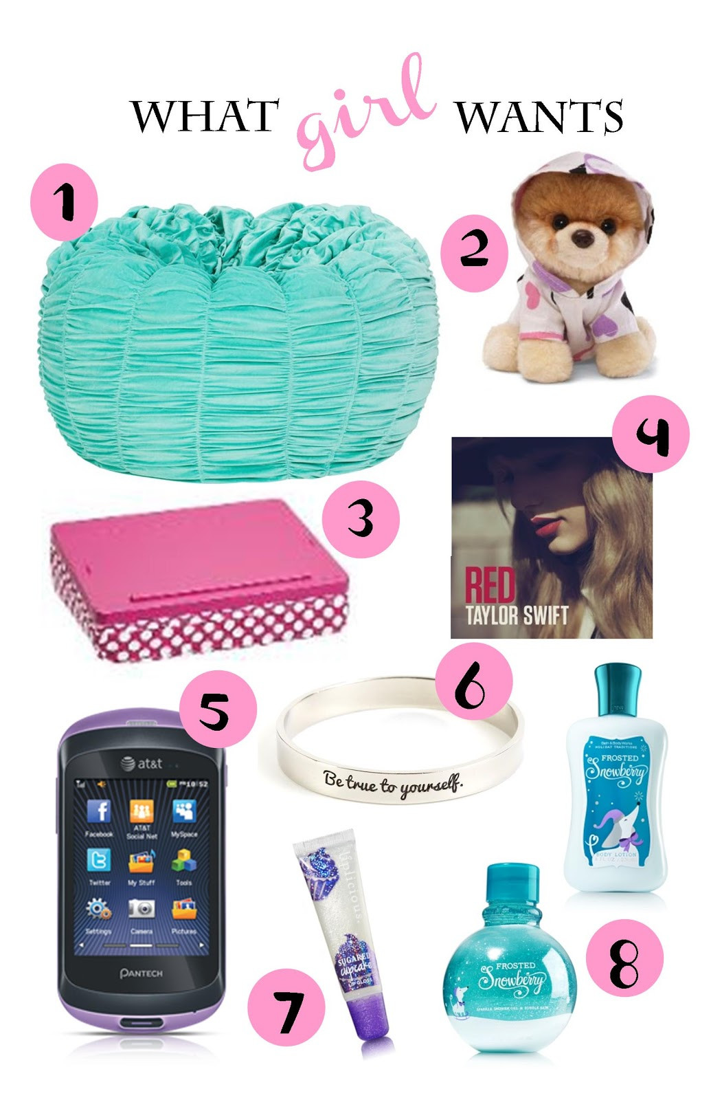 Gift Ideas For Tween Girls  Icing Designs Gift Ideas for Tween Girls