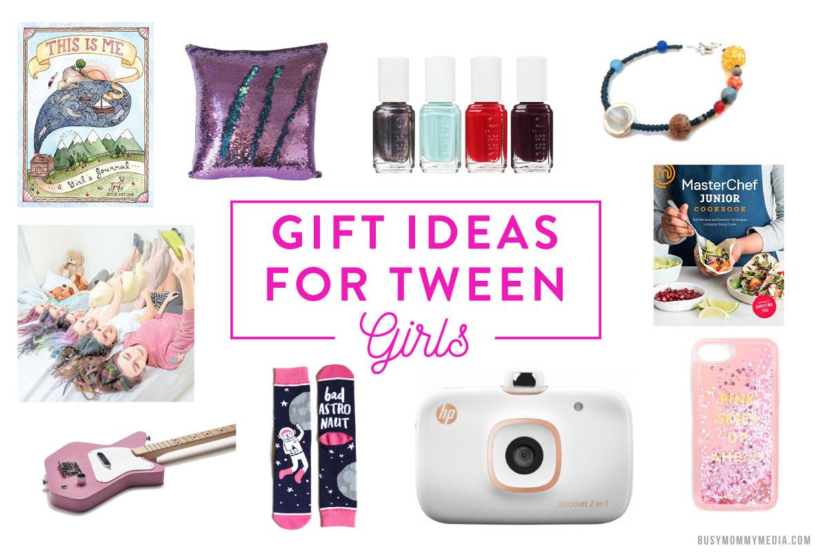 Gift Ideas For Tween Girls  Gift Ideas for Tween Girls