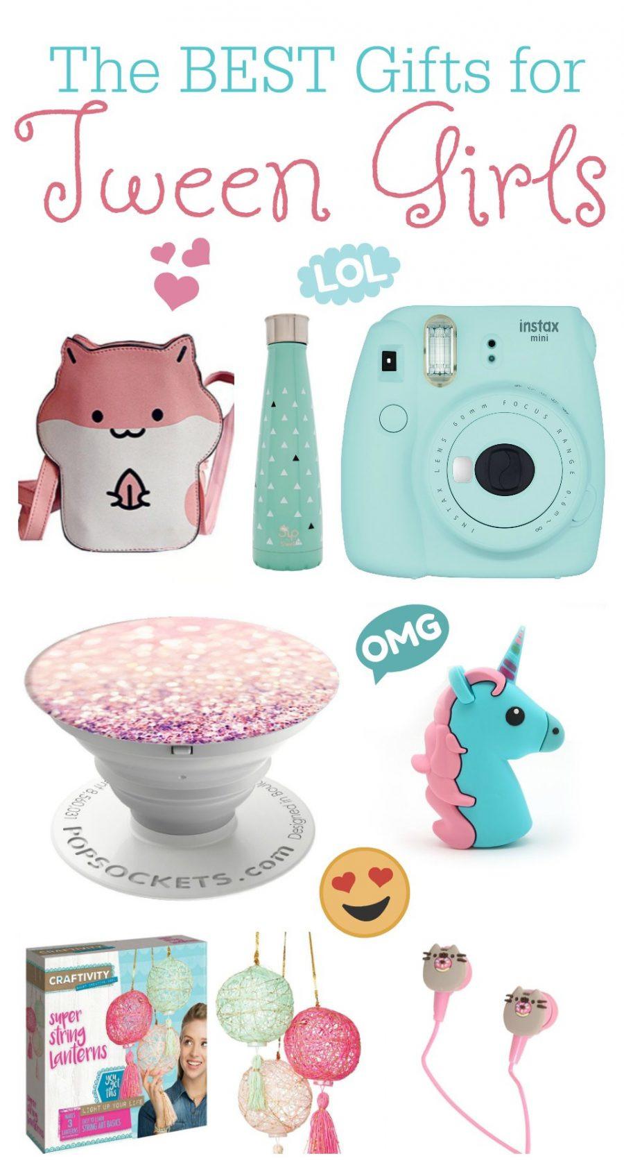 Gift Ideas For Tween Girls  The BEST Gift Ideas for Tween Girls