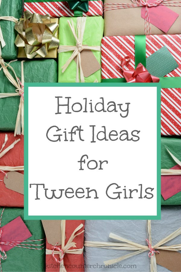 Gift Ideas For Tween Girls  Holiday Gift Ideas for Tween Girls