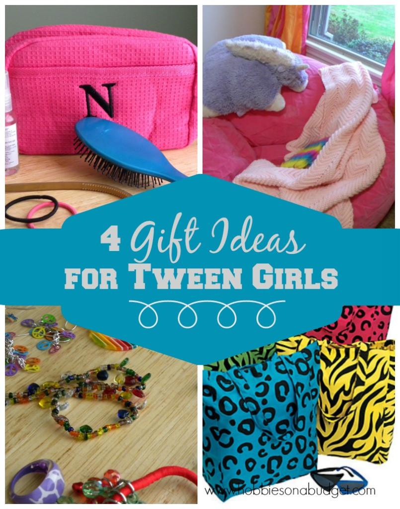 Gift Ideas For Tween Girls  4 Gift Ideas for Tween Girls Hobbies on a Bud