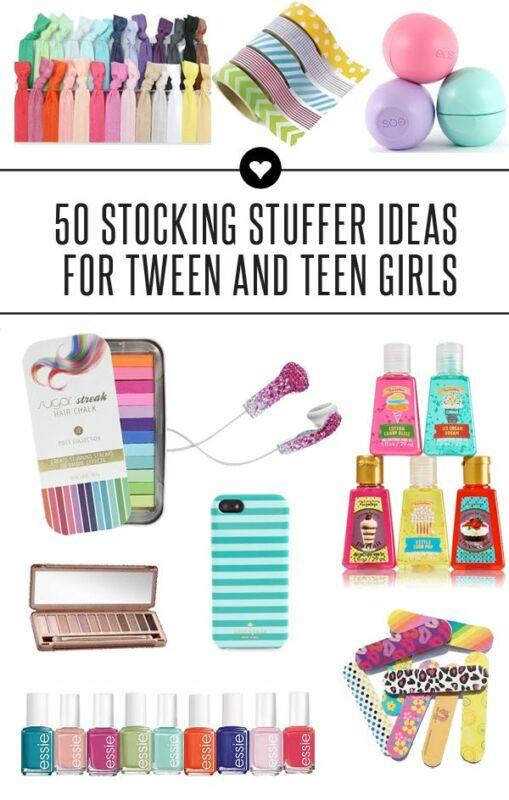 Gift Ideas For Tween Girls  Small Gift Ideas For Tween & Teen Girls