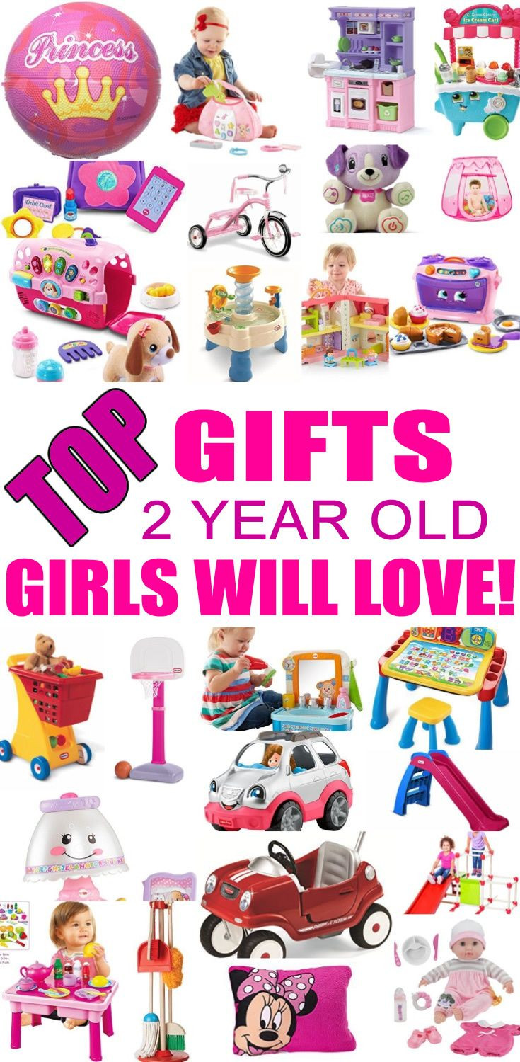 Gift Ideas For Two Year Old Baby Girl  Best 25 Toys for girls ideas on Pinterest
