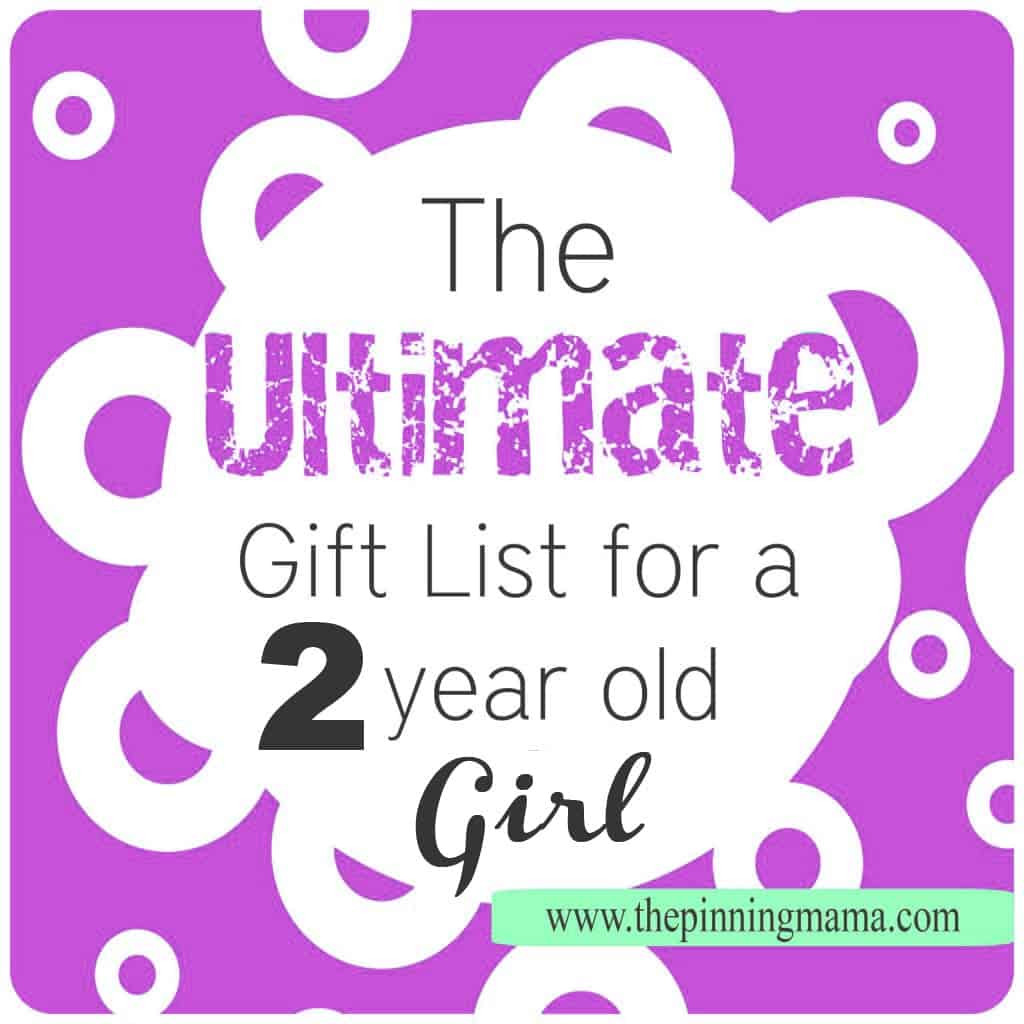 Gift Ideas For Two Year Old Baby Girl  Best Gift Ideas for a 2 Year Old Girl
