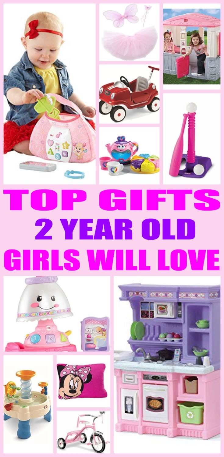 Gift Ideas For Two Year Old Baby Girl  Best Gifts For 2 Year Old Girls