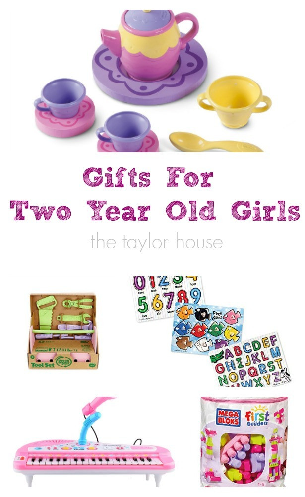 Gift Ideas For Two Year Old Baby Girl  Gifts for Two Year Old Girls