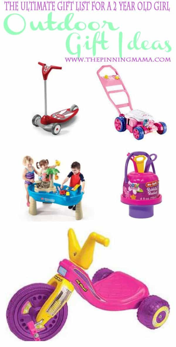 Gift Ideas For Two Year Old Baby Girl  Best Gift Ideas for a 2 Year Old Girl • The Pinning Mama