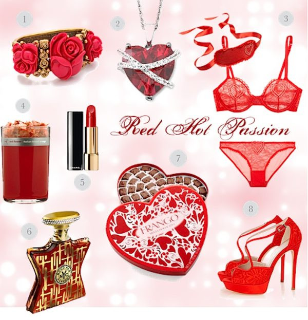 Gift Ideas For Valentines Day For Her  Best Valentine s Day Presents Ideas For Her