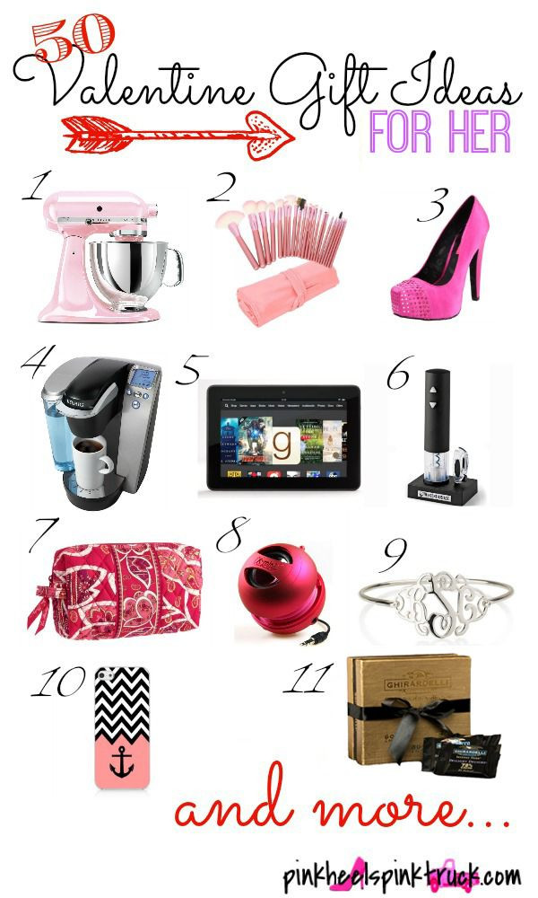 Gift Ideas For Valentines Day For Her  108 best BEST OF VALENTINES images on Pinterest
