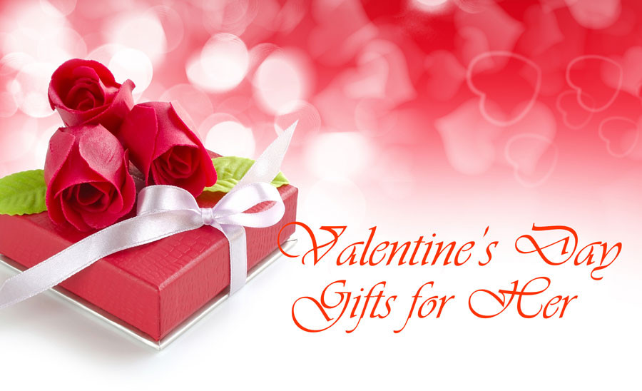 Gift Ideas For Valentines Day For Her  Valentine's Day Gift Ideas for Her [35 Best Gifts Ideas]