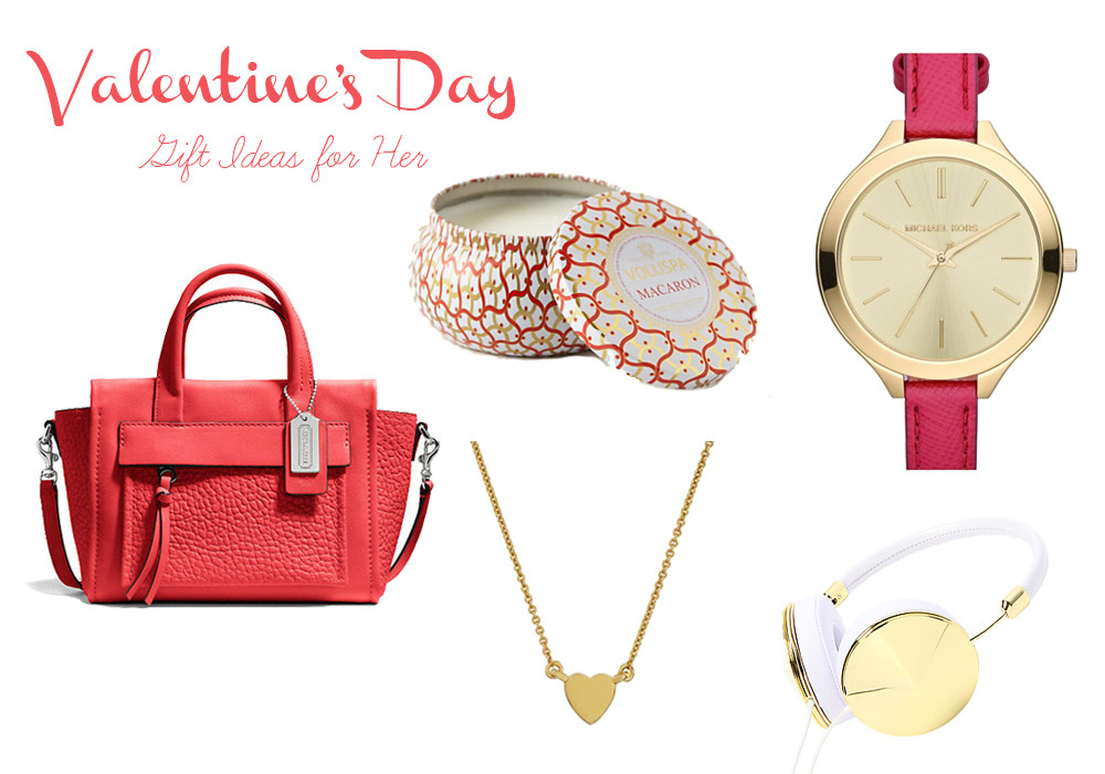 Gift Ideas For Valentines Day For Her  Valentine s Day Gift Ideas For Her