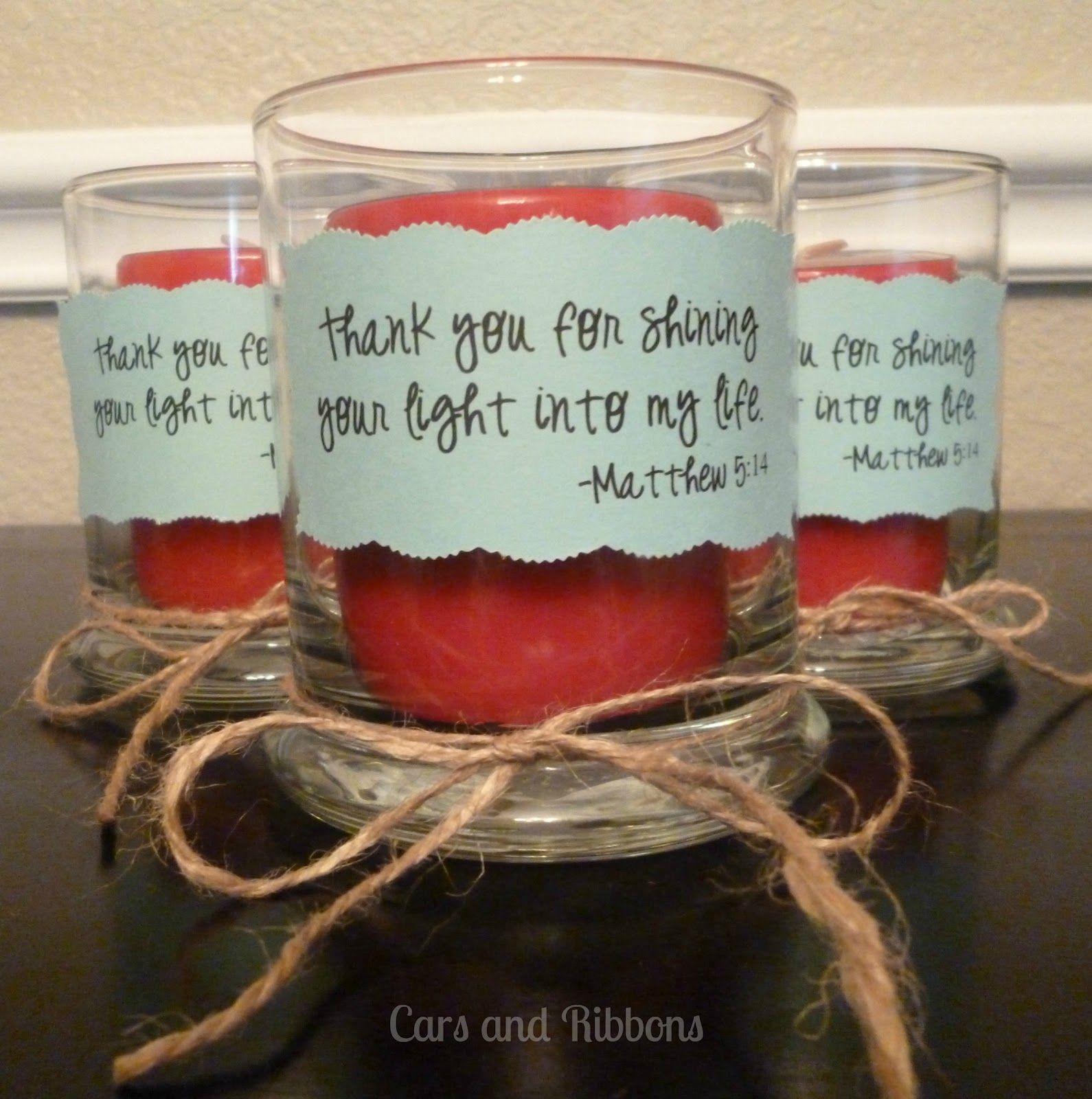 Gift Ideas Thank You  Best 25 Thank you ts ideas on Pinterest