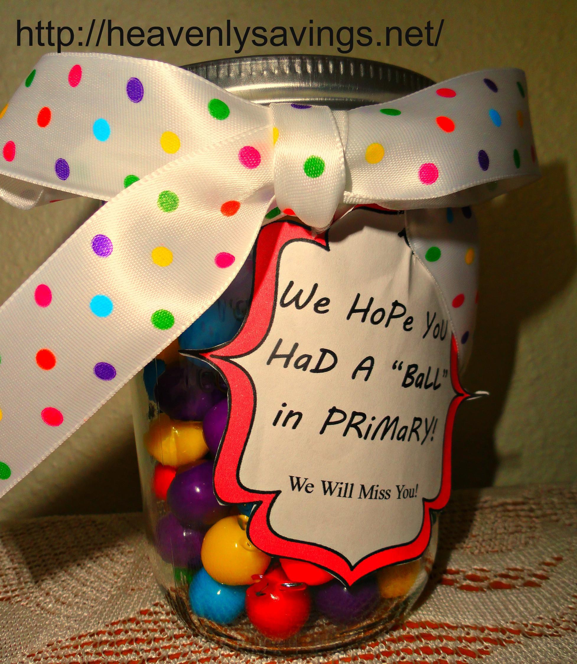 Gift Ideas Thank You  Easy DIY Thank You Gift Idea