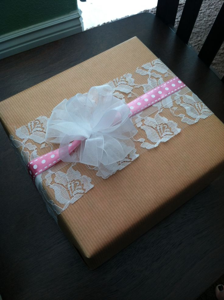 Gift Wrapping Ideas For Baby Showers  52 best images about Creative Packaging on Pinterest